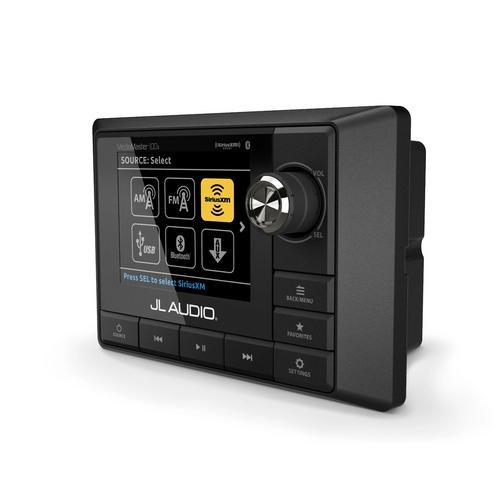Jl Audio Huvudenhet Mm100s-Be