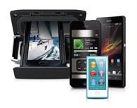 Fusion usb/ipod/android telefon docka