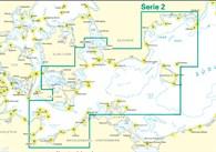 Båtsportkort Tyska Atlas serie 2