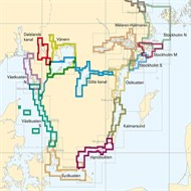 Båtsportkort Ostkusten 2019