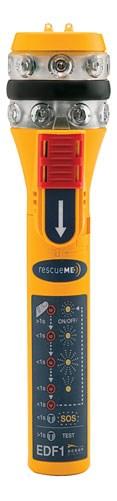 Elektroniskt nödbloss rescueME EDF1