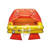Livflotte Plastimo Transocean ISO9650-1 4p Väska