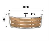 Båtsystem badplattform PT10035