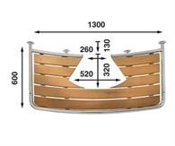 Båtsystem Badplattform PR1306030