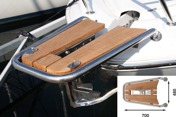 Båtsystem Motorbåtspeke MPA75