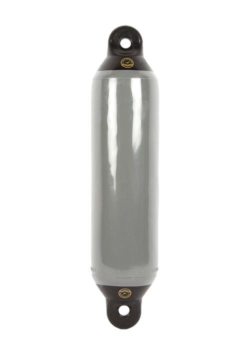 Fender 8x27 tum grå med svart topp