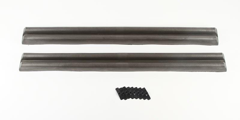 Bryggfender grå 96x9cm. FP=2st