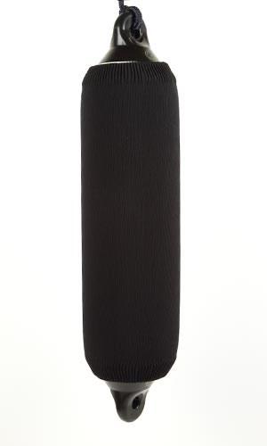 Fenderskydd svart 8x22 tum