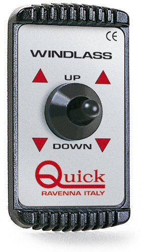Quick Balder kontrollpanel