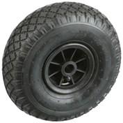 Hjul 260x85mm. Axel 20mm