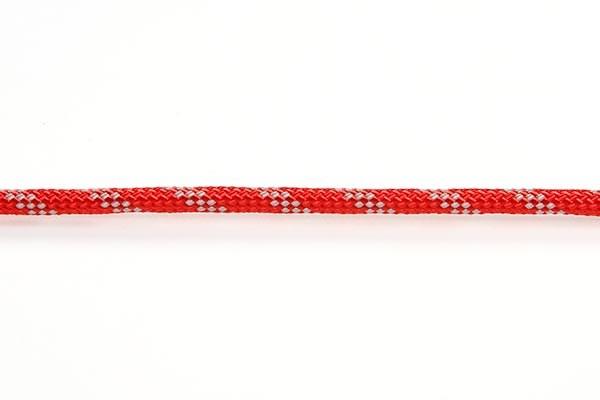 Globe 5000 5mm röd 32-flätad