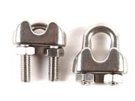Wirelås U-form 7-8mm rf FP=2st