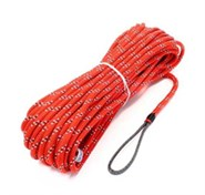 Fall Dyneema 10mm x35m röd