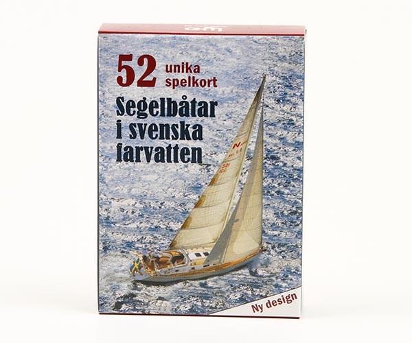 Kortlek Segelbåtar