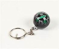 Nyckelring kompass