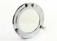 Spegelventil krom 300mm