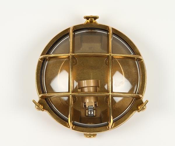 Gallerlampa rund 19cm