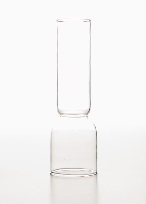 Lyktglas ø52 H210mm