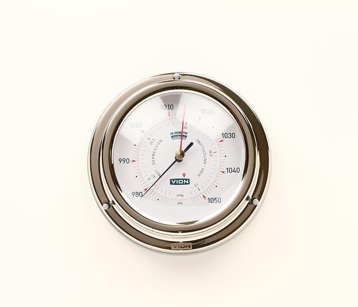 Barometer VION 125mm