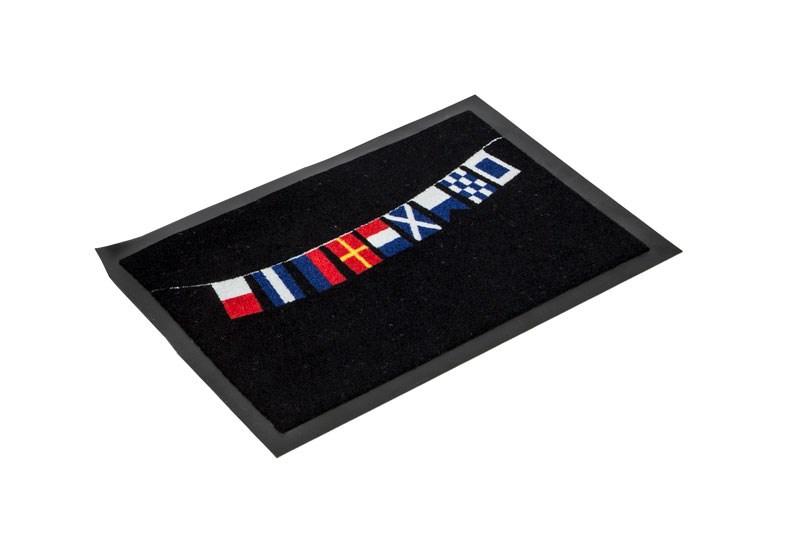 Dörrmatta Flaggor