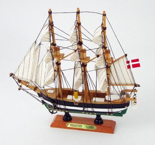 Fiskebåt Fregatten Jylland