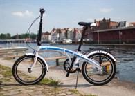 Ocean Bike Cykel 20tum, 3 växlar