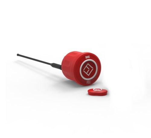 MOB+ xHUB Basepack Röd