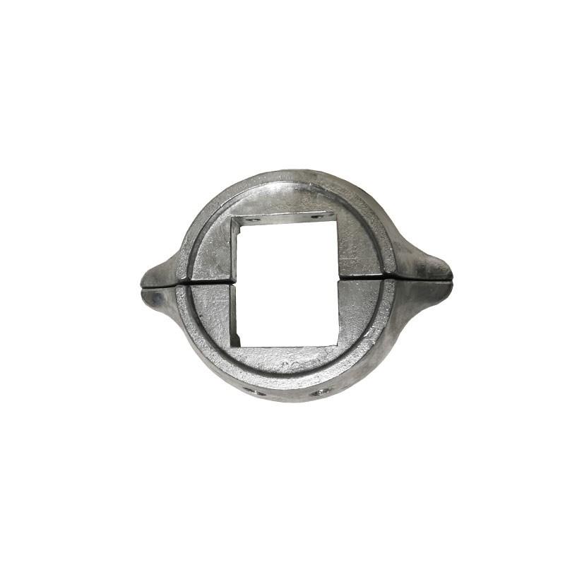 Anod i zink, för s-drev, passar CHD-serien