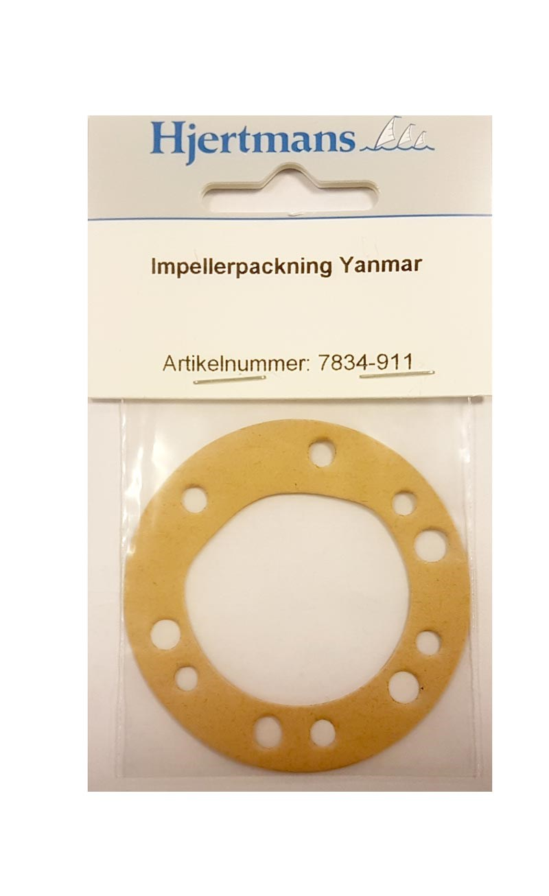Impellerpackning Yanmar