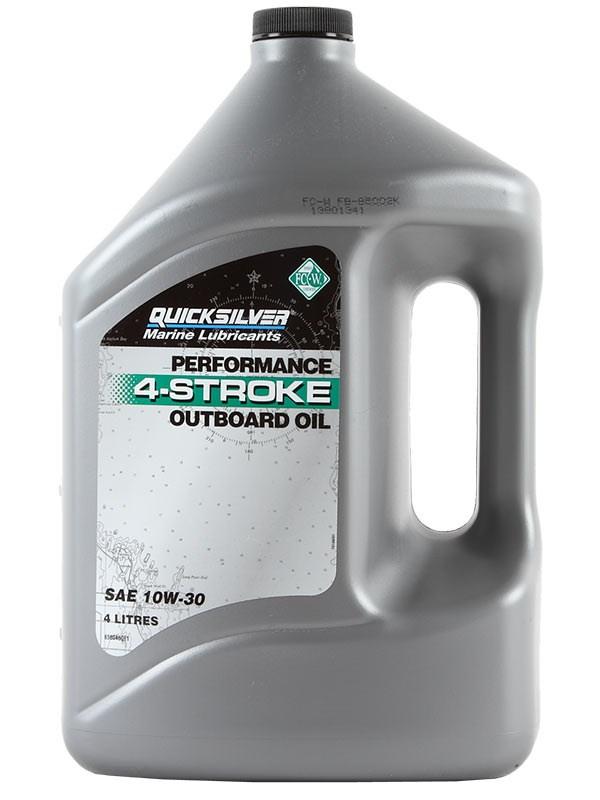 Quicksilver 4-taktsolja utombordare <60HK, 4l