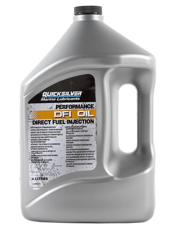 Quicksilver DFI 2-taktsolja, 4l