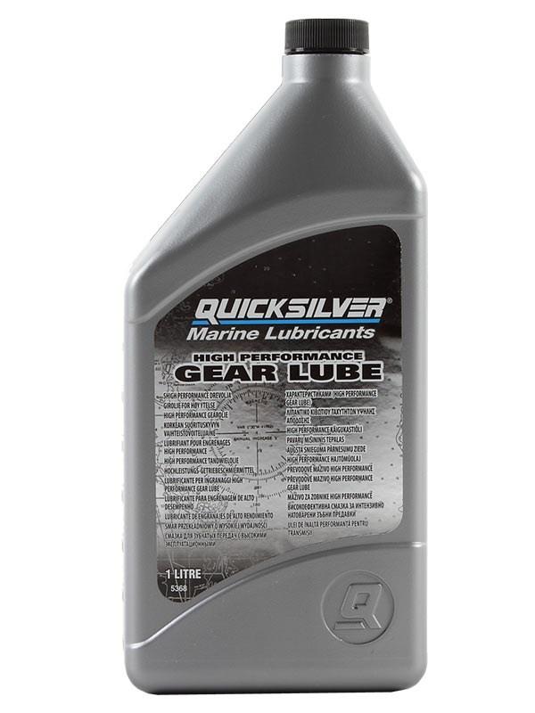 Quicksilver Växelhusolja 2-350hk, 1l