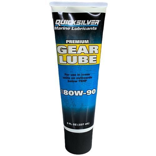 Olja Quicksilver 80w/90 växelhusolja 237ml