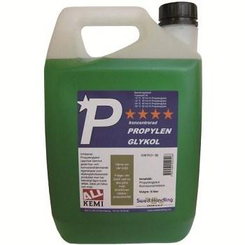 Miljöglykol grön (Propylenglykol) 25 liter