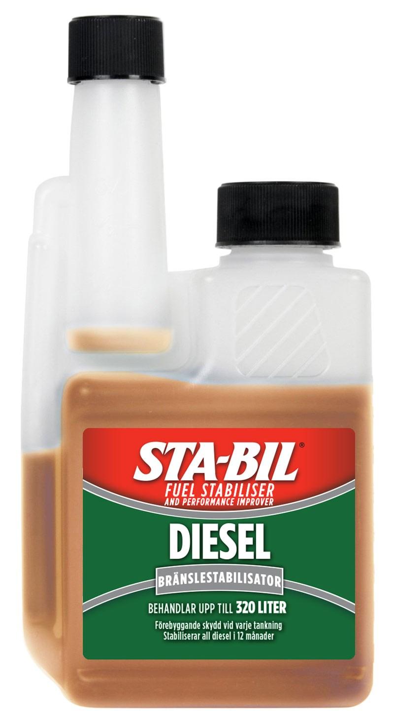 Sta-bil Dieseltillsats 236ml