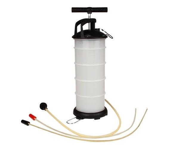 Oljebytarpump behållare 4 liter