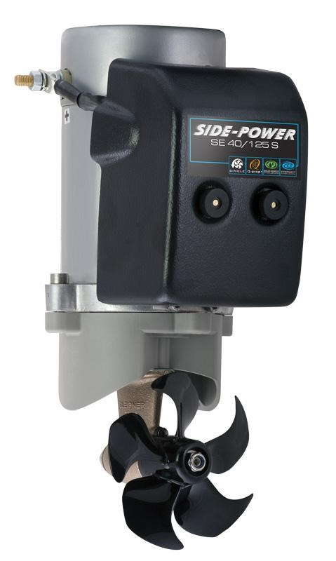 Side-Power Bogpropeller SE40 3hk
