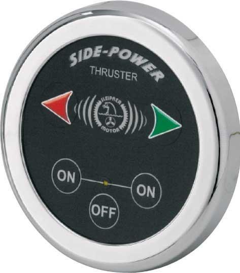 Side-Power rund manöverpanel Touch
