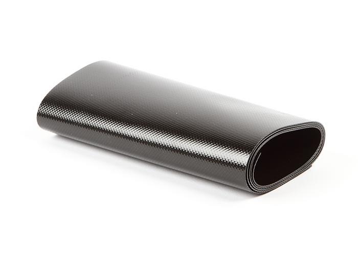 Reparationsmaterial svart PVC