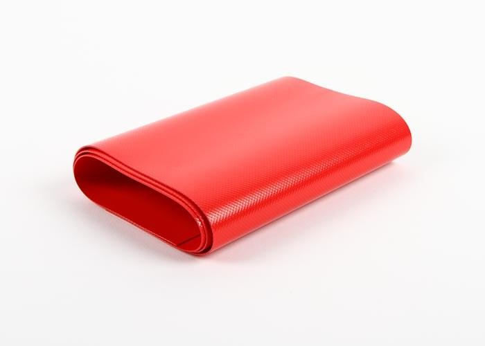 Reparationsmaterial rött PVC