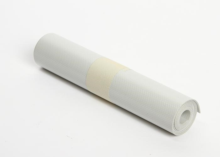 Reparationsmaterial grå PVC 150x60cm 0,9mm