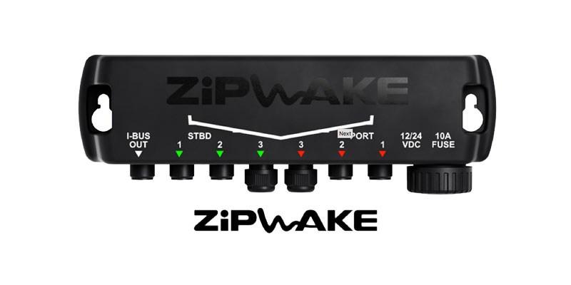 Zipwake KB750-S Trimkontrollsystem