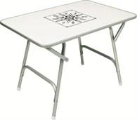 Däcksbord rektangulärt 90x60cm