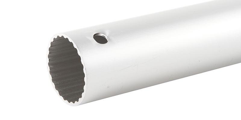 NOA Aluminium rör 30mm 1.5m