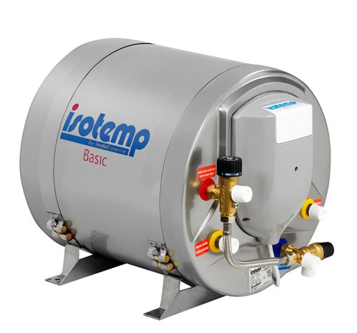 Isotemp Basic varmvattenberedare 24lit