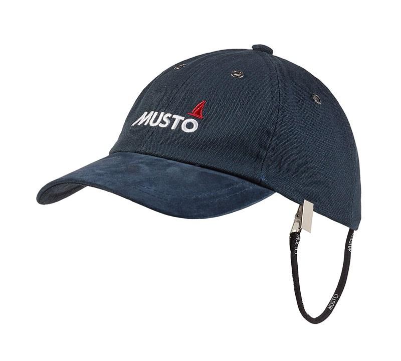 Keps Musto Navy