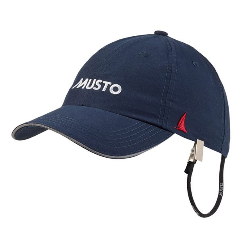 Keps Musto fast dry Marinblå