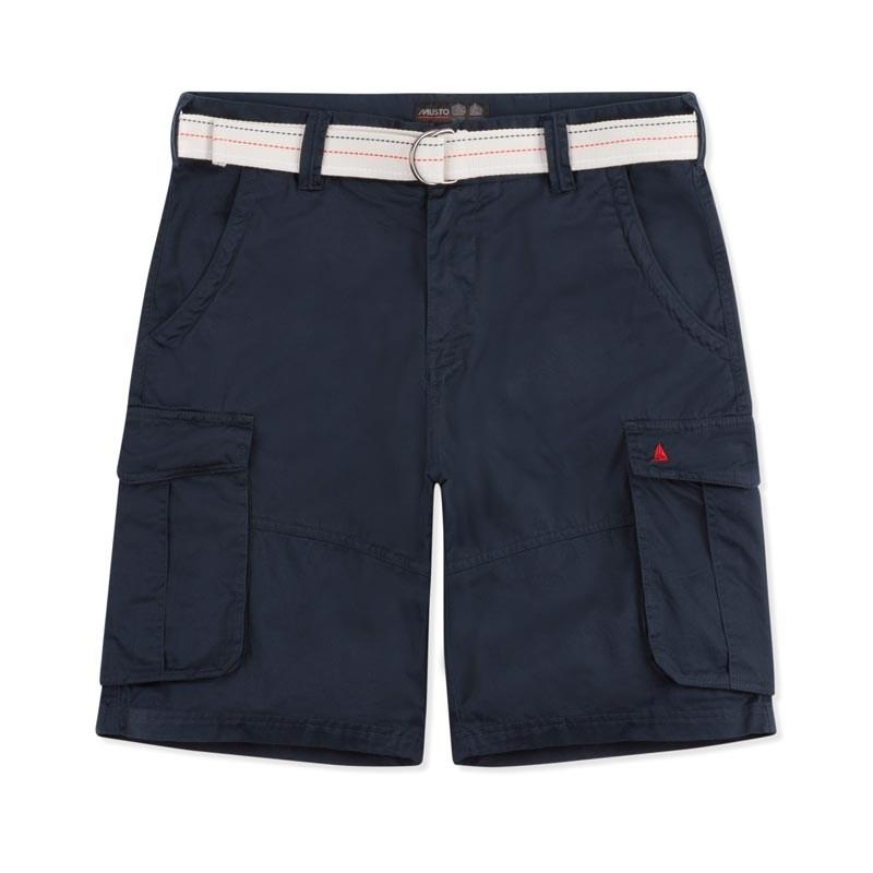 Musto Bay Combat Shorts Marinblå Small 30