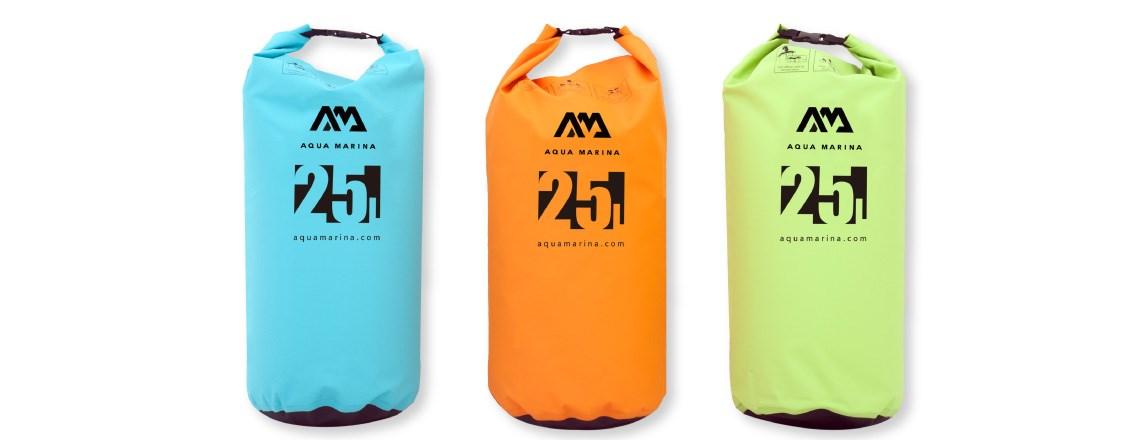 Drybag ryggsäck 25liter, FP=1, olika kulörer