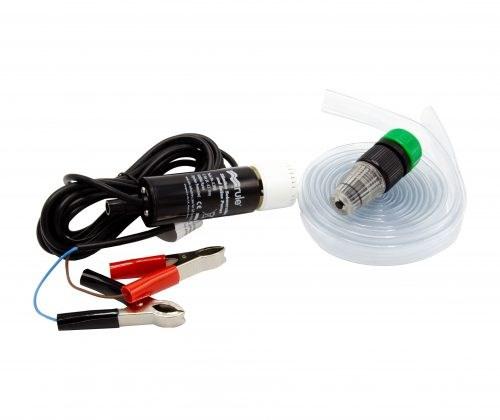Slimline pump 200gph 12V kit
